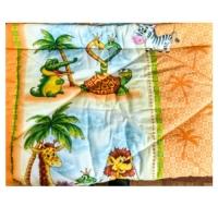 Одеяло ватин/бязь 1,5 спальное